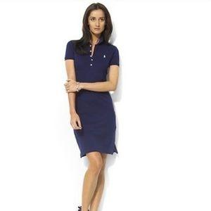 Ralph Lauren Sport Polo Dress Navy size small